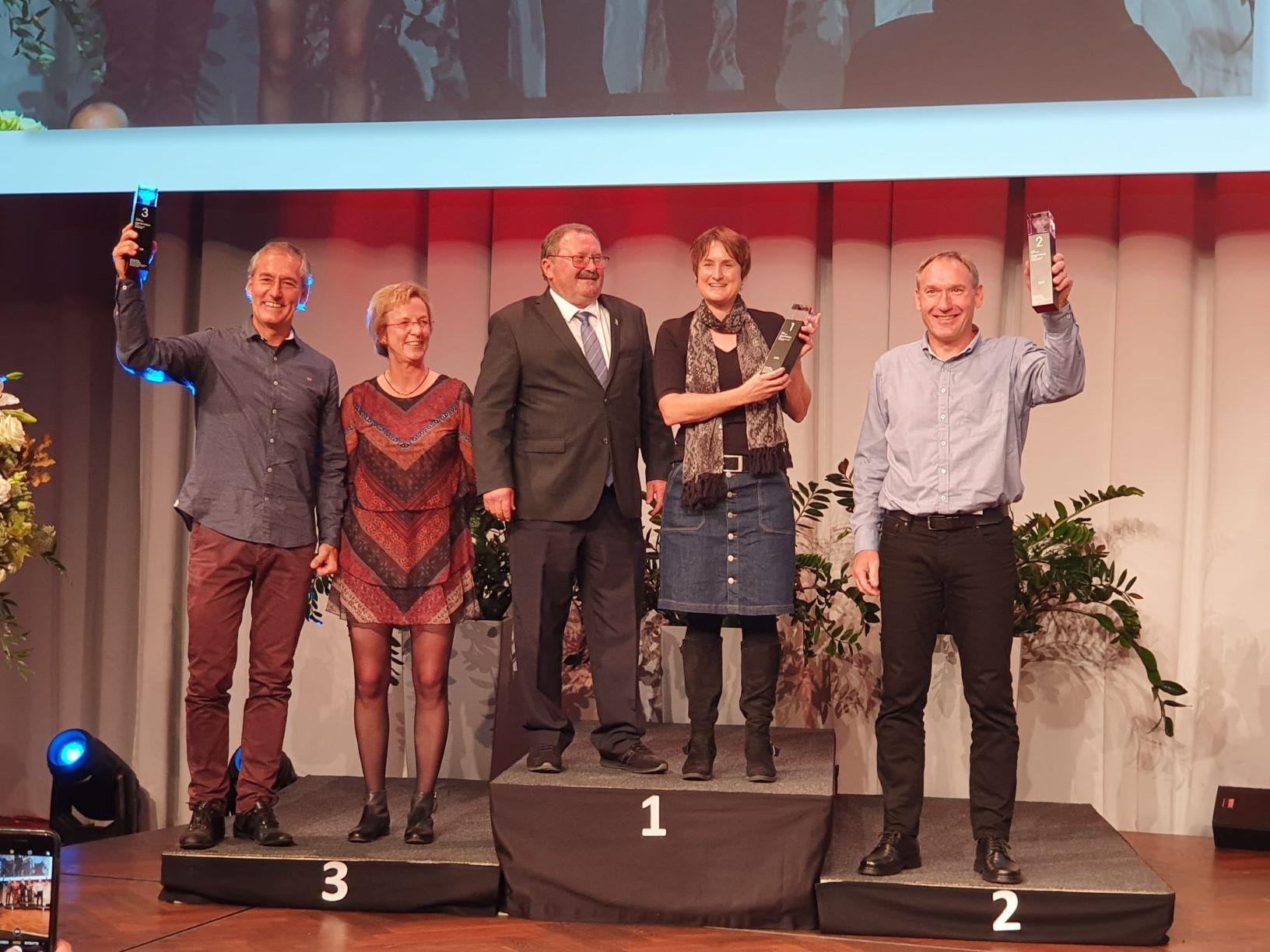 Grosser Erfolg am Grand Prix du Vin Suisse